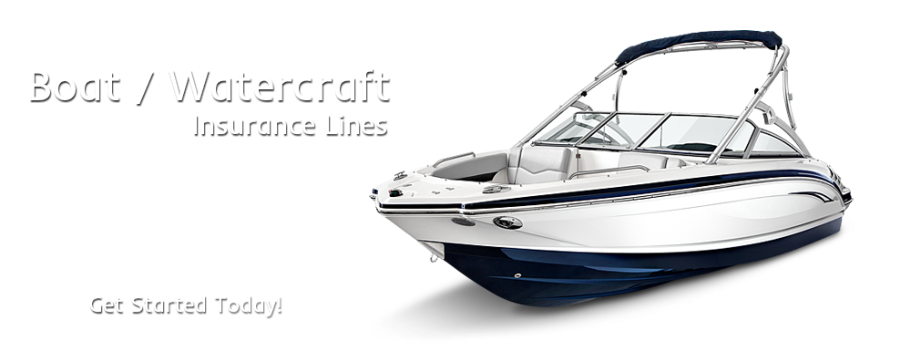 Boat / Watercraft Insurance